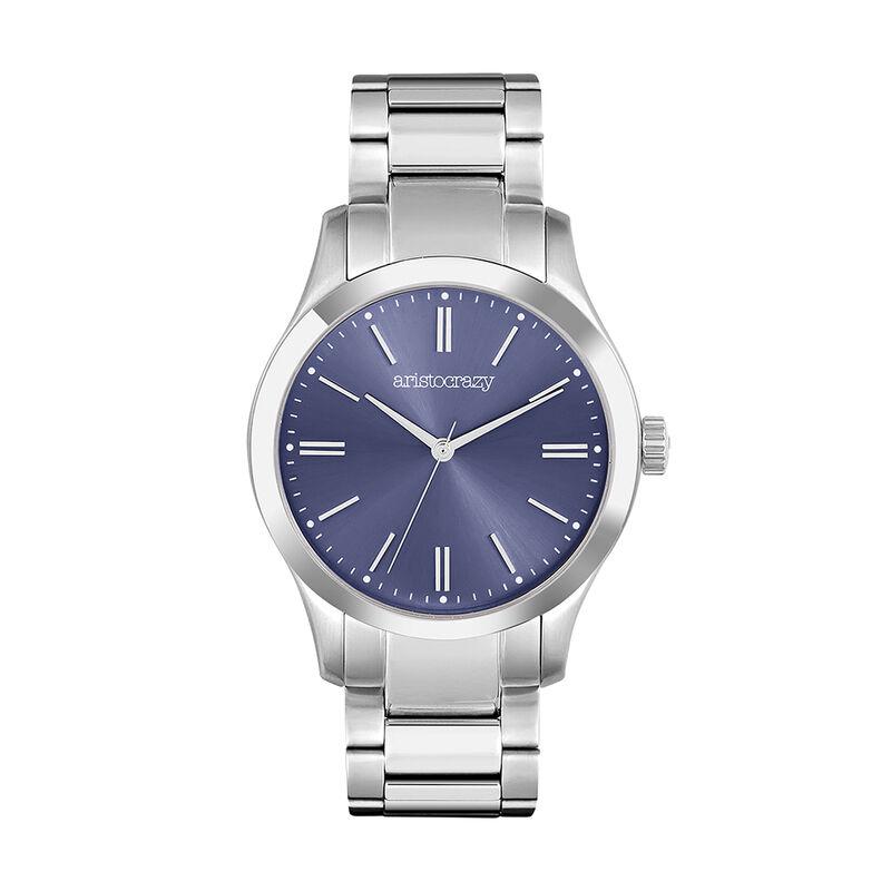 Mitte watch bracelet blue face, W41A-STSTBU-AXST, hi-res