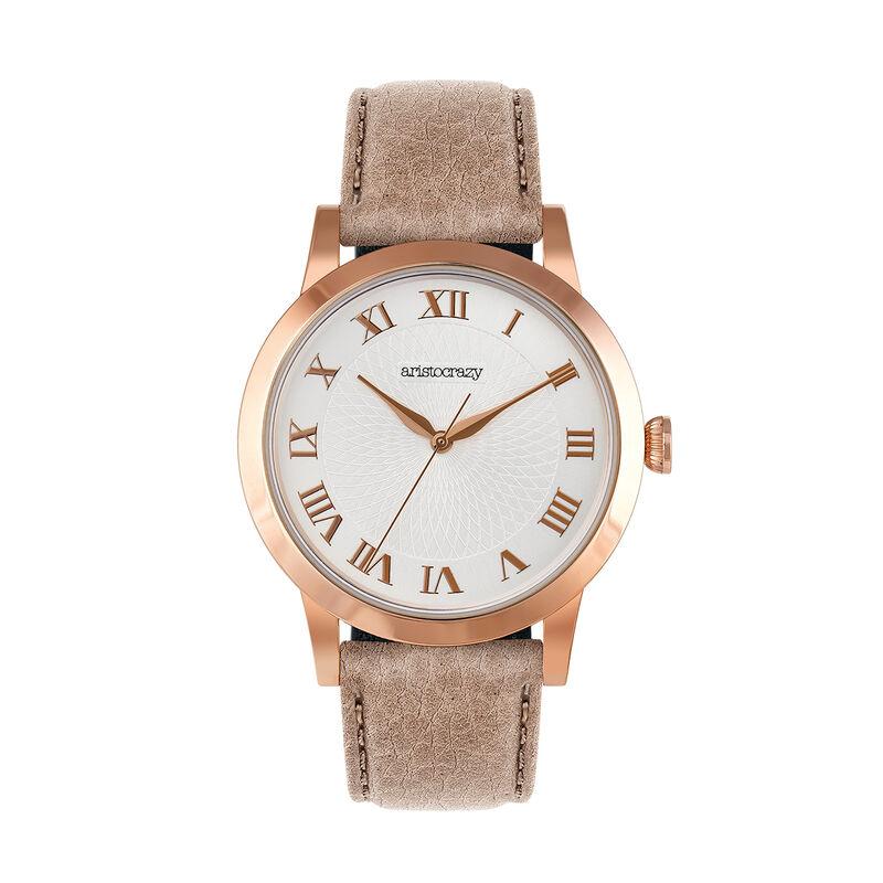 Brera watch strap white face, W44A-PKPKWH-LEBG, hi-res