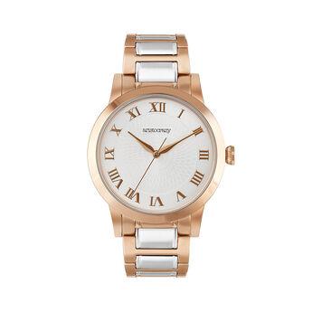Two-Tone Bracelet Brera Watch, W44A-PKPKGR-PMIX, hi-res