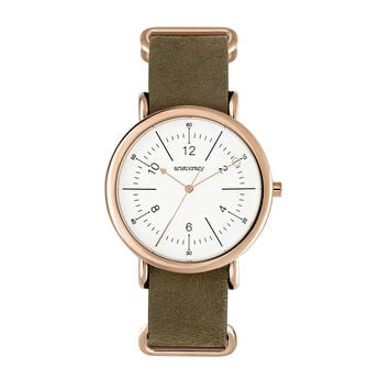 Camps Bay watch green strap, W49A-PKPKWM-LEGE, hi-res