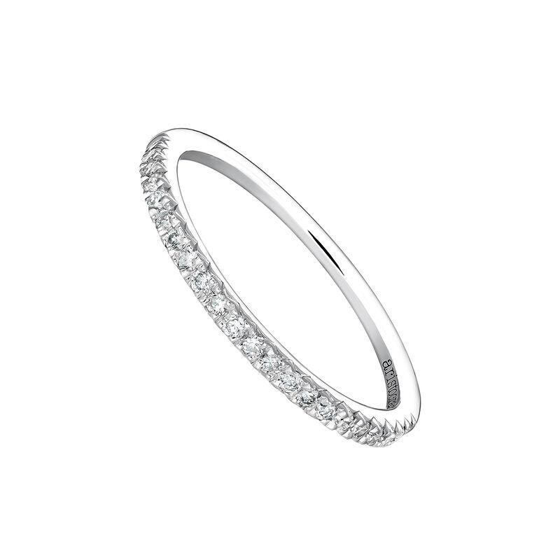 Anillo orla diamantes 0,19 ct oro blanco, J03938-01-19, hi-res