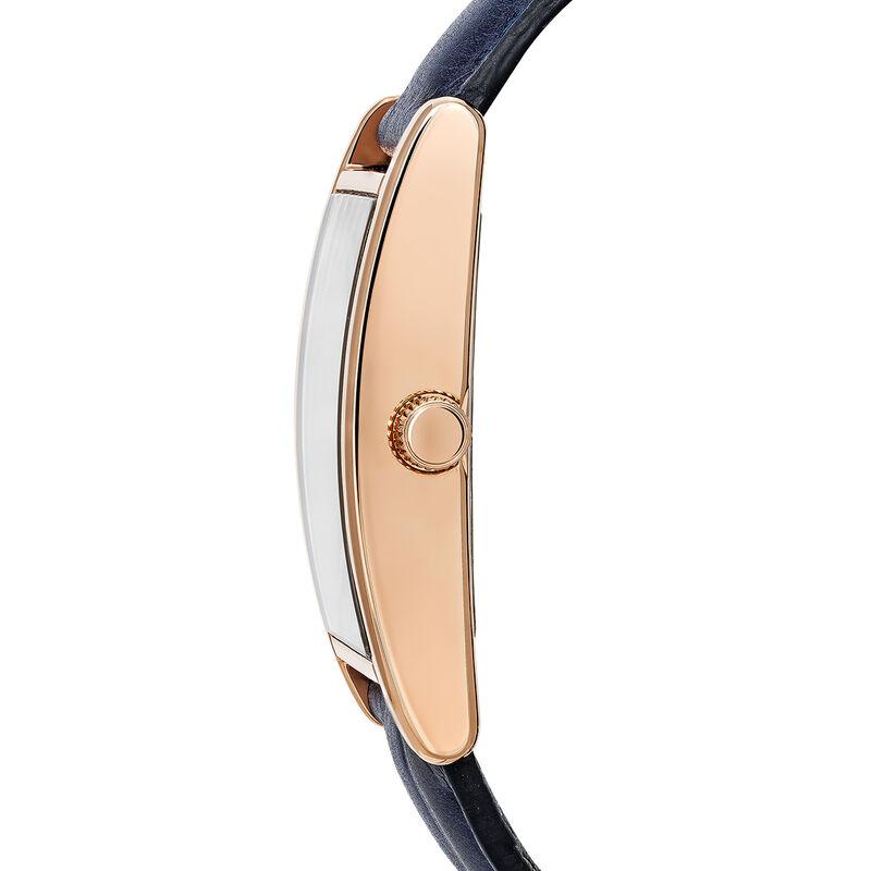 Le Marais watch blue strap, W47A-PKPKBU-LEBU, hi-res