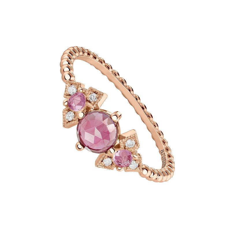 Anillo grande vintage oro rosa, J03798-03-PS, hi-res