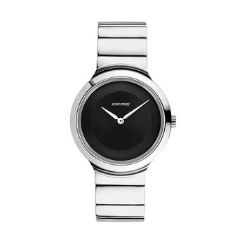 Vesterbro watch steel bracelet, W48A-STSTBL-AXST, hi-res