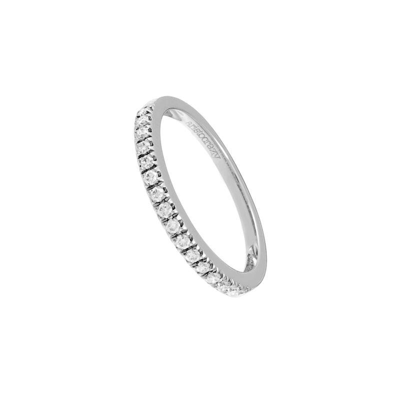 Bague diamants or blanc 0,42 ct, J00169-01-40, hi-res