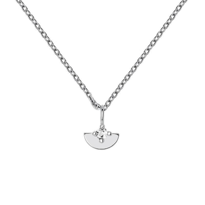 Colgante semicírculo topacio plata, J03745-01-WT, hi-res