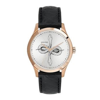 Snake watch, W41A-PKPKWHSN-LEBL, hi-res