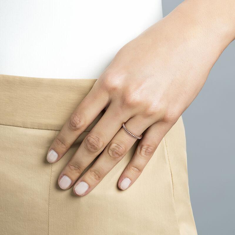 Anillo simple topacio plata recubierta oro rosa, J03264-03-WT, hi-res
