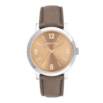 La Condesa watch beige strap, W54A-STSTPK-LEBE, hi-res