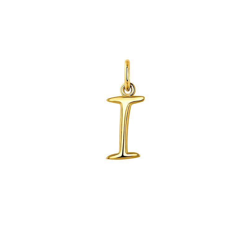 Colgante letra I oro, J03932-02-I, hi-res