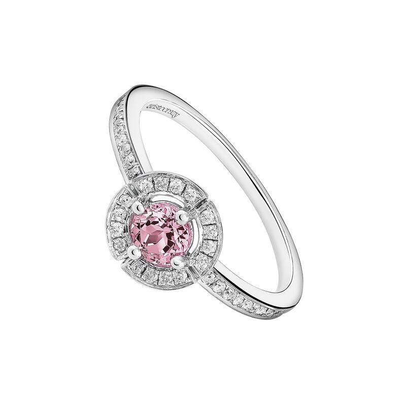 Anillo turmalina rosa orla plata, J03771-01-PTU, hi-res