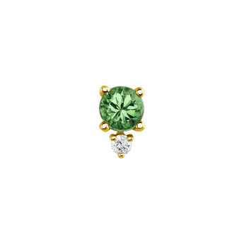 Bague émeraude et diamants or, J04073-02-EM-H, hi-res