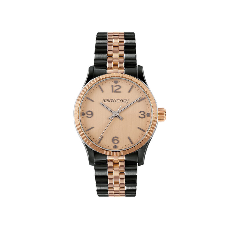 St. Barth watch bracelet and face pink, W30A-GRPKPK-AXMX, hi-res