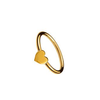 Bague cœur or , J01088-02-NEW, hi-res