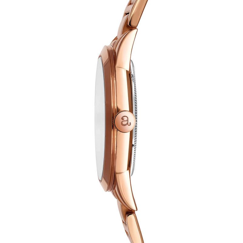 Montre Brera bracelet or rose cadran noir, W44A-PKPKBL-AXPK, hi-res