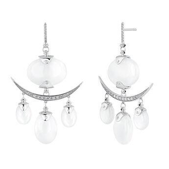 Chandelier silver moonstone earrings, J04155-01-WMS-WT, hi-res