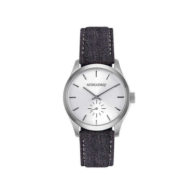 Reloj Hamptons correa gris , W36A-STSTGR-FAGR, hi-res