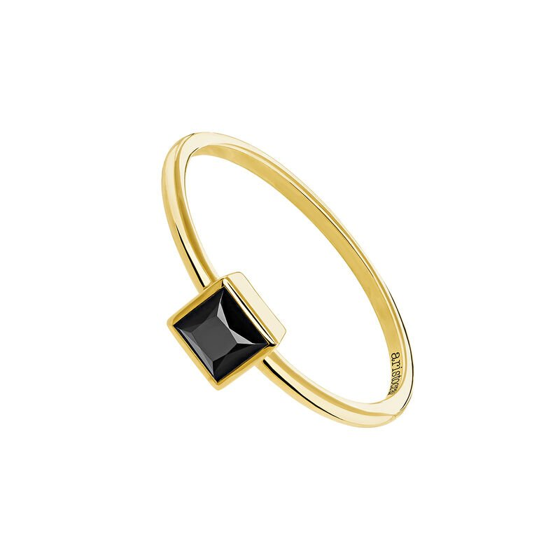 Ring spinel gold, J04087-02-BSN, hi-res