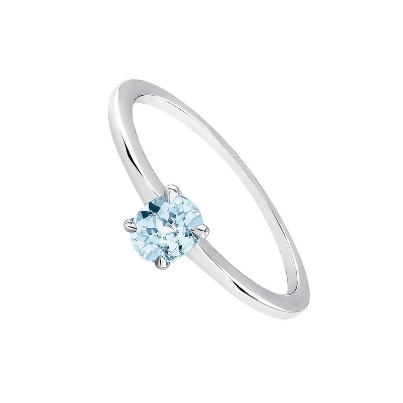 Anillo topacio azul mini plata, J03253-01-SB, hi-res