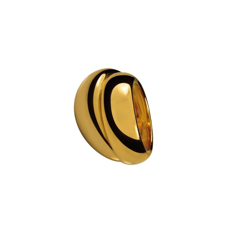 Anillo doble bombé oro, J00796-02, hi-res