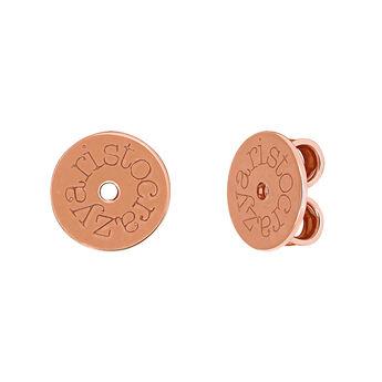 Rose gold snaps, F00001-PL-03, hi-res