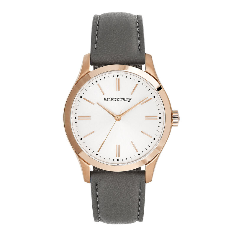 Mitte watch grey strap and face, 0, hi-res