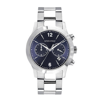 Tribeca dark blue watch, W53A-STSTBU-AXST, hi-res