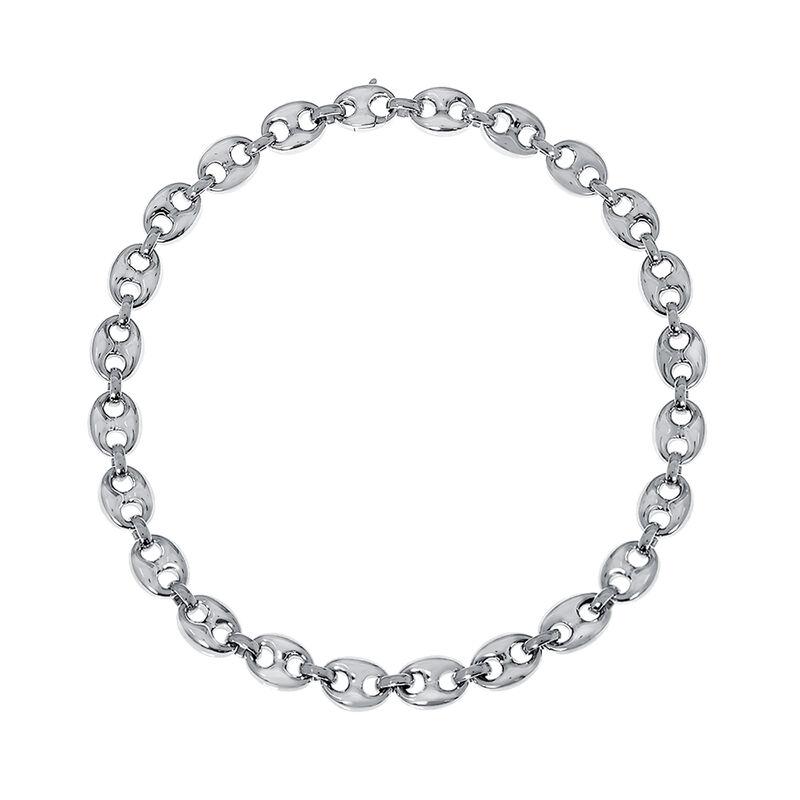 Collar largo calabrotes pequeños plata, J01920-01-85, hi-res