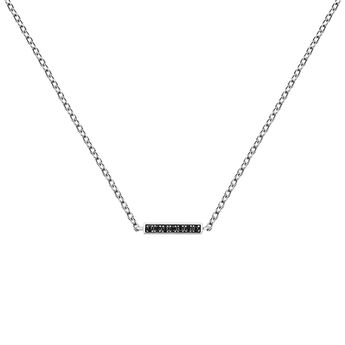 Colgante barra espinelas plata, J03295-01-BSN, hi-res