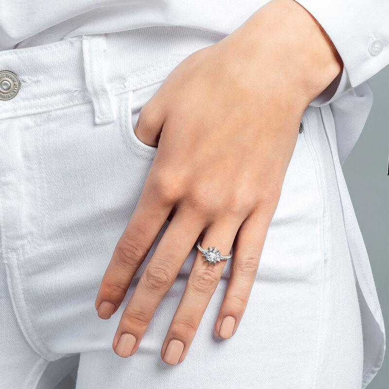 Anillo grande topacio blanco plata, J03300-01-WT-SP, hi-res