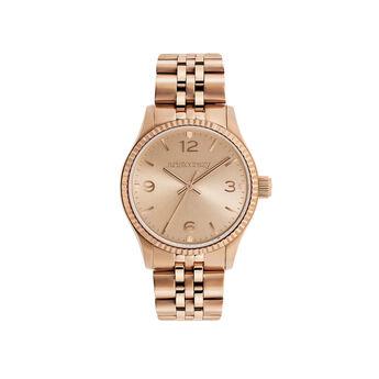 St. Barth watch mini watch rose gold steel, W30A-PKPKPK-AXPK, hi-res