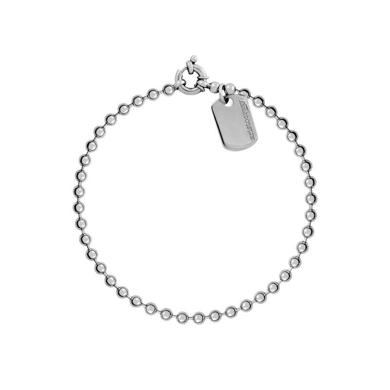 Pulsera bolas plata, J01449-01, hi-res