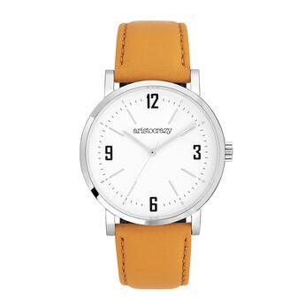 Reloj Brooklyn mostaza, W45A-STSTWH-LEMU, hi-res