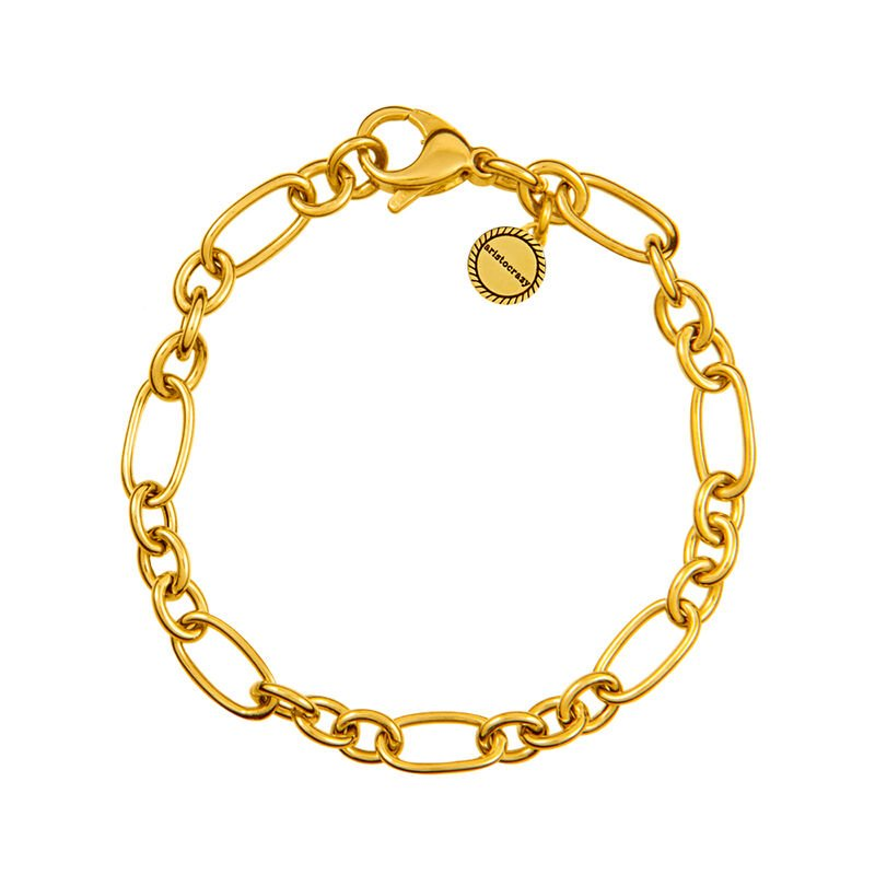 Pulsera mini mix eslabones oro, J01321-02-MINI, hi-res