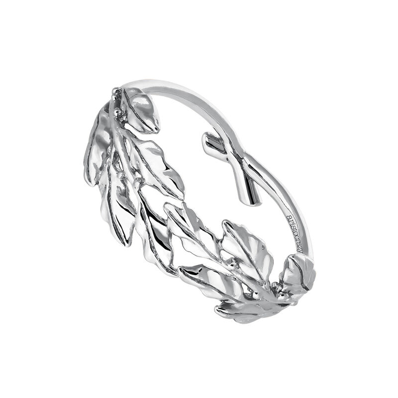 Anillo laurel plata, J03453-01, hi-res