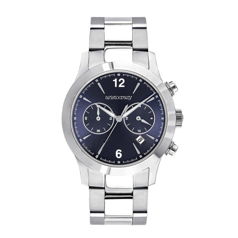 Tribeca dark blue watch, W53A-STSTBU-AXST, hi-res