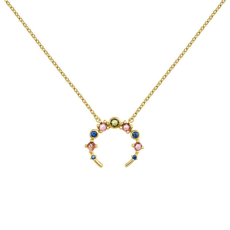 Collar abierto turmalina y zafiro plata recubierta oro, J04151-02-GTPTBS, hi-res