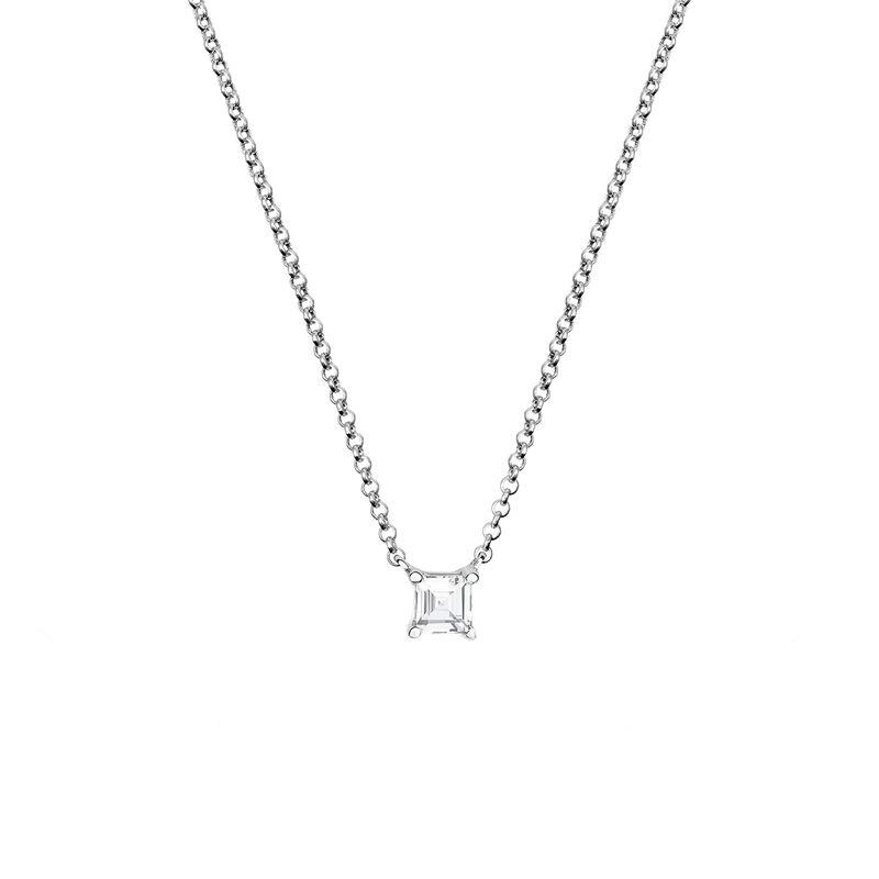 Colgante topacio incoloro plata , J03113-01-WT, hi-res