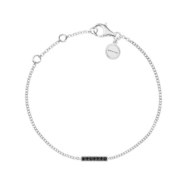 Pulsera barra espinelas plata, J03296-01-BSN, hi-res