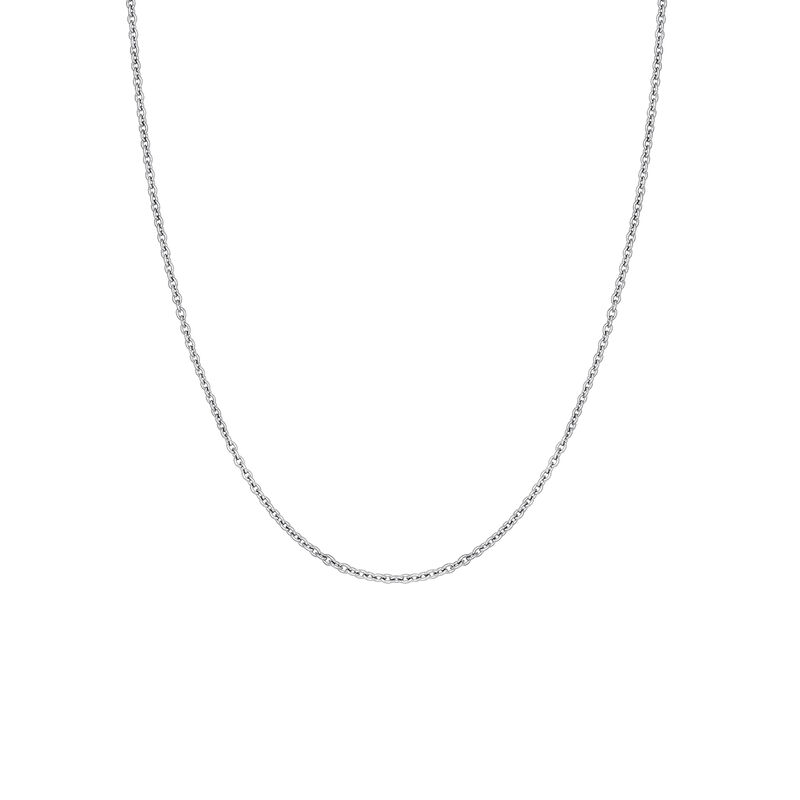 Silver long chain, J03737-01, hi-res