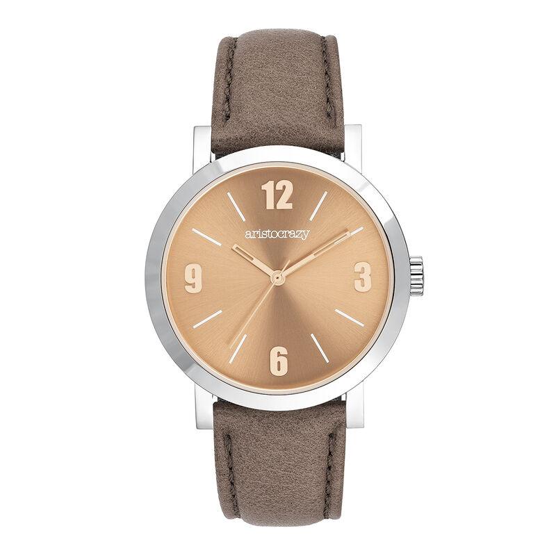 Reloj La Condesa beige