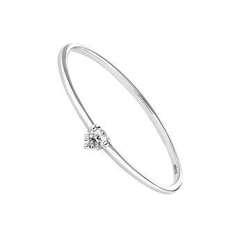 Anillo solitario diamante oro blanco, J04437-01, hi-res