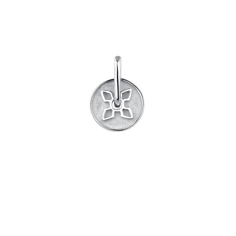 Colgante medalla cruz en plata, J04282-01, hi-res