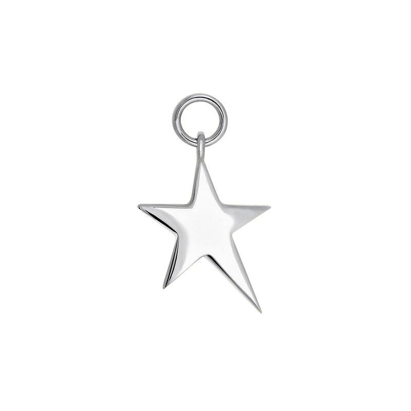 Colgante estrella asimétrica plata, J03777-01, hi-res