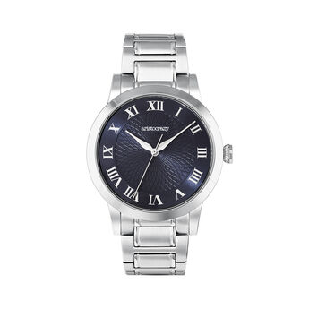 Blue Face Bracelet Brera Watch, W44A-STSTBU-AXST, hi-res