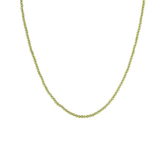 Collar peridoto plata recubierta oro, J04897-02-PE, hi-res
