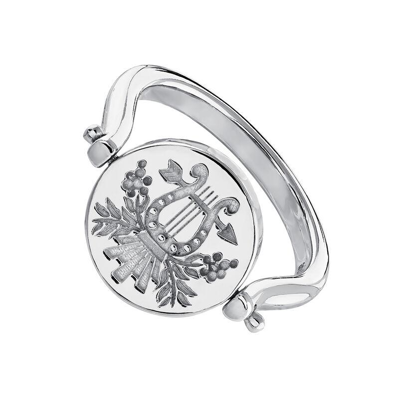 Anillo unicornio plata, J04190-01, hi-res