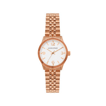 Montre St. Barth bracelet or rose, W30A-PKPKWH-AXPK, hi-res