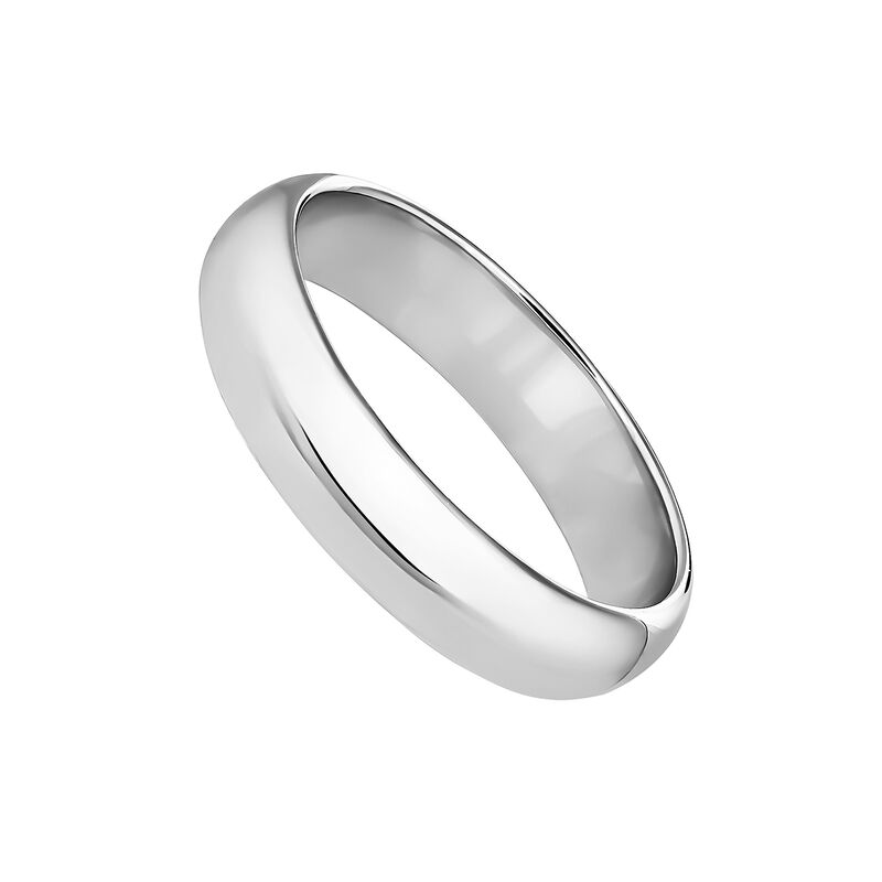 Anillo banda mediano plata, J04101-01, hi-res
