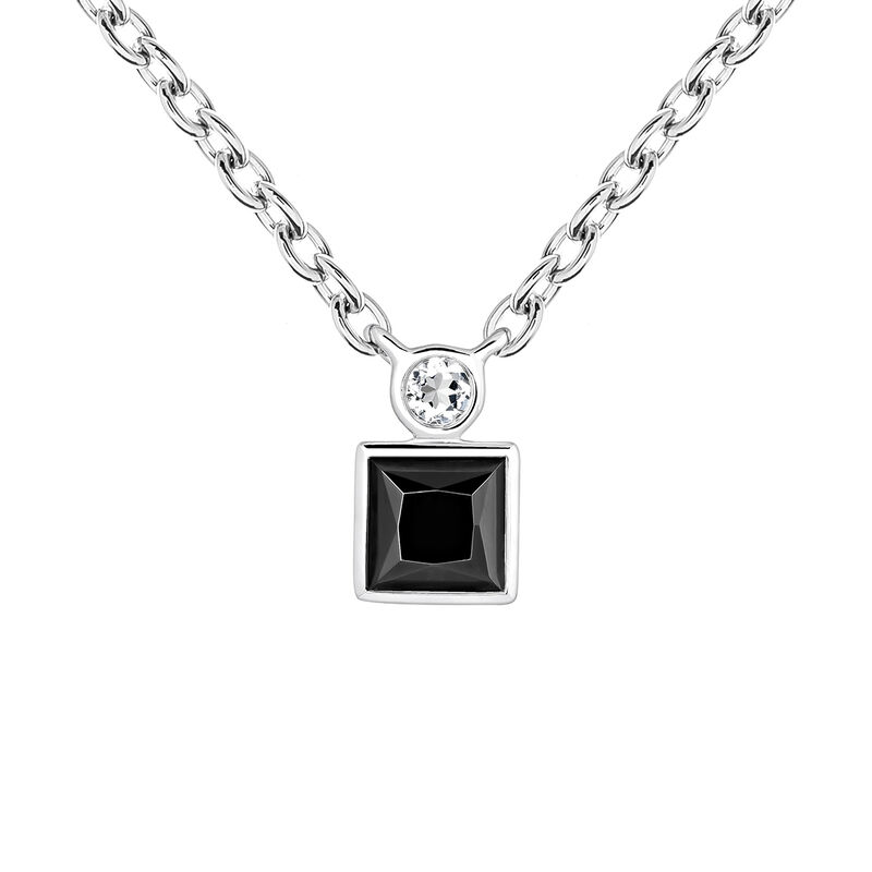 Necklace spinel topaz silver, J04061-01-BSN-WT, hi-res